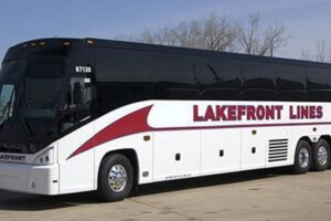 Lakefront Lines Charter Bus